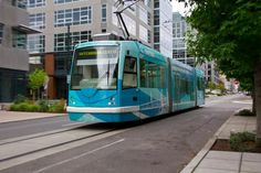 Hitch a ride on The SLUT*. | 28 Unexpectedly Awesome Things To Do In Seattle (South Lake Union Trolley)