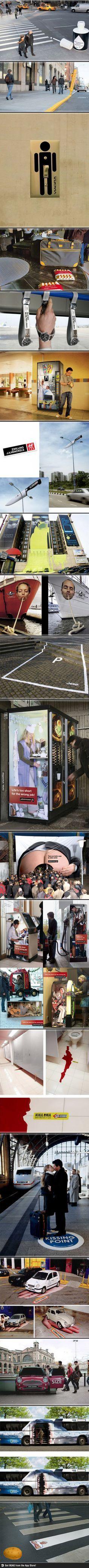 Publicité fait à droite