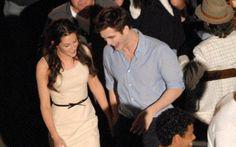 Robert Pattinson, Edward E Bella, Kristen Stewart, Lapa, Fan Art, Couple Photos, Couples, Twilight, Movies