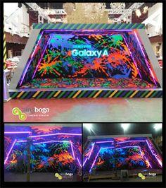 JASA PEMBUATAN BOOTH DISPLAY PAMERAN JAKARTA: #AVENEWPARTY Samsung Galaxy A at Potato Head  5 Fe...