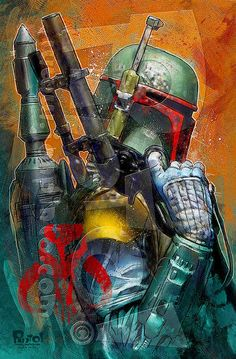 Awesome Art We've Found Around The Net:Boba Fett, Breaking Bad, Pulp Fiction - Movie News | JoBlo.com