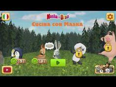Masha Giochi di cucina gratis - Gioco per Android - Gameplay