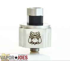 Vapor Joes - Daily Vaping Deals: WOOF WOOF:  THE DOG BONE RDA + FREE JUICE - $26.99...