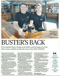 Buster Herman, Local Matters, Geelong