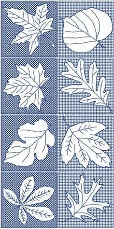Advanced Embroidery Designs - Leaf Block Set Set of 8 Machine Embroidery Designs Advanced Embroidery, Embroidery Leaf, Silk Ribbon Embroidery, Hand Embroidery Patterns, Applique Patterns, Machine Embroidery Designs, Embroidery Stitches, Quilt Patterns, Embroidery Kits
