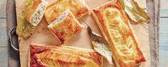 sfoglie dorate di castagne e ricotta Sale&Pepe ricetta