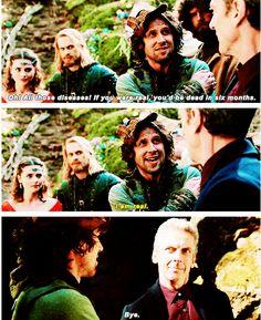 """""""Bye."""" Oh, Twelve."""