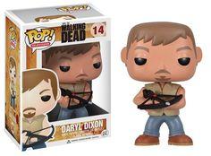 POP Television: Walking Dead Daryl The Walking Dead - Hadesflamme - Merchandise - Onlineshop für alles was das (Fan) Herz begehrt!