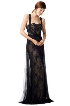 Marchesa Notte Over Again Gown