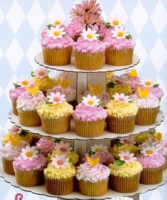 Perfect Spring Cupcakes