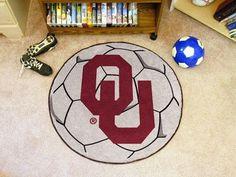 Oklahoma Soccer Ball