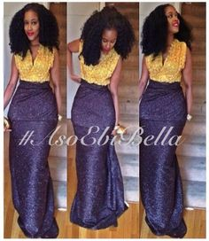 BellaNaija Weddings presents #AsoEbiBella – Vol.9 – Aso Ebi Inspiration! | Bella Naija
