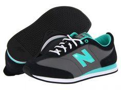 Tênis New Balance Women's Classics WL550 Charcoal Turquoise #Tênis #New Balance