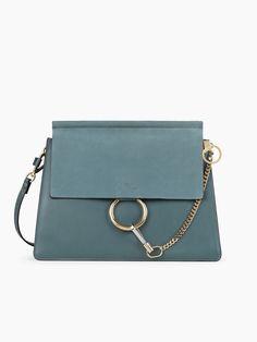 Discover Faye Shoulder Bag and shop online on CHLOE Official Website. Chloe Store, Faye Bag, Beautiful Handbags, Purse Wallet, Dust Bag, Shoulder Bag, Beige, Purses, Website