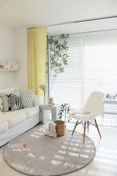 Casinha colorida: Um apartamento fofo que inspira em tempos de crise