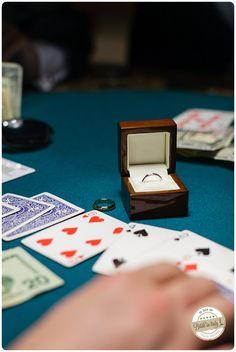I hope the groom won't lose #wedding rings while playing poker with his groomsmen :) ph Chantel Gionco http://www.brideinitaly.com/2013/10/chantel-giongco-italians.html #italianstyle