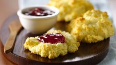 Bisquick® Gluten Free mix makes quick work of these biscuits—ready to eat in 30 minutes!