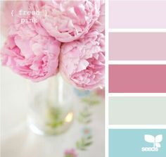 Wedding color inspiration