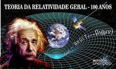 Ateu Racional e Livre Pensar: Cem anos da teoria geral da relatividade