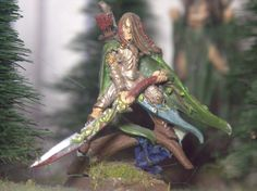 Seigneur de guerre sylvain warhammer