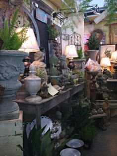 Nashville Antique and Garden Show