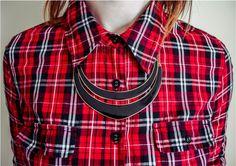 Five Ways to wear a Plaid Shirt