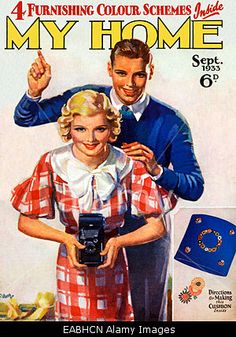 My Home magazine from September 1933