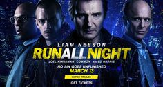 RUN ALL NIGHT!! And run all day...today in France and Friday in the USA to go see Liam Neeson's new film: RUN ALL NIGHT. Watch my interviews with Liam!!  official website: www.RunAllNightMovie.com  interviews: http://www.allocine.fr/personne/fichepersonne-96497/interviews/?cmedia=19551941