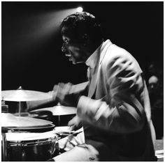 Sonny Payne (Count Basie) Concertgebouw Amsterdam 22 september 1956