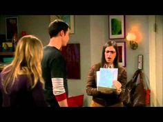 Big Bang Theory S5: Amy and her Tiara