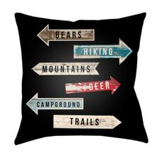 Buy the Surya Teal Direct. Shop for the Surya Teal Lodge Cabin Wide Square Novelty Outdoor Signs Polyester Outdoor Accent Pillow Cover and save. Pillow Protectors, Outdoor Signs, Teal Blue, Decoration, Throw Pillow Covers, Bed Pillows, Beige, Compass, Fill