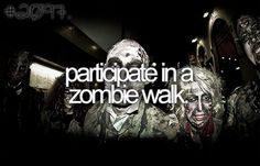 Just because of the Walking Dead- Favorite Show FYI