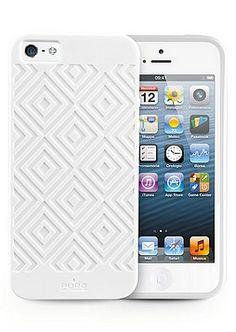 PURO Easy Chick Apple iPhone 5 suoja