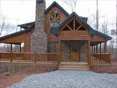 Luxury Custom Log Homes | Safe Haven - New Luxury Custom Log Home Loaded with Amenities Vacation ...