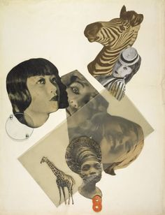 Marianne Brandt, Untitled [with Anna May Wong], 1929  |  Harvard Art Museums/ Busch-Reisinger Museum