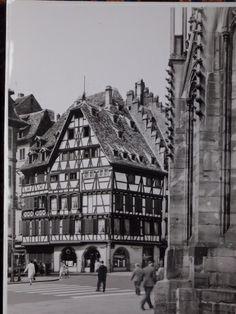 Strasbourg Annette Wolff Pharmacie du Cerf