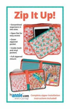 Power Trip from By Annie (Printed Paper Pattern) | Ideas for bags ...