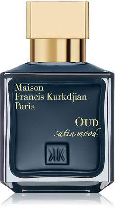 737b7d7bd1fa31 Francis Kurkdjian OUD satin mood Eau de parfum, 2.4 oz. Hermes Perfume,  Perfume