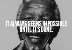 Servant Leadership - Nelson Mandela