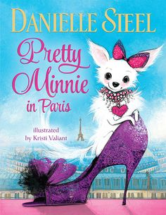 Pretty Minnie in Paris, illustrated by the talented Kristi Valiant