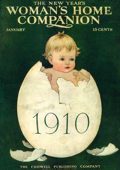 Woman's Home Companion 1910