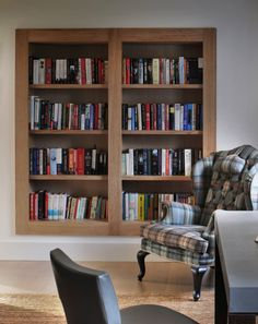 Joinery Joinery, Devon, Bookcase, Study, Shelves, Projects, Home Decor, Carving, Log Projects