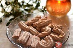 Chutný a vďačný recept na strojčekové čajové pečivo. Na prípravu potrebujete len mlynček na mäso a špeciálny nádstavec, ktorý kúpite v kuchynských potrebách