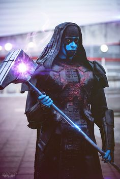 Ronan the Accuser - The Guardians of the Galaxy - Marvel Movies - Cosplay