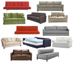 For playroom/guest room? - Best Sleeper Sofas & Sofa Beds 2012  Apartment Therapy's Annual Guide