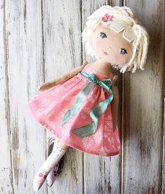 Handmade Doll SpunCandy