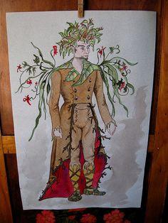 costume designs for midsummer night's dream | Oberon in A Midsummer Night's Dream | Flickr - Photo Sharing!
