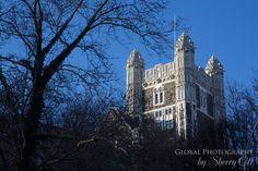 City University of New York Building in Harlem near Sugar Hill