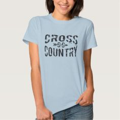 Cross Country T Shirt                                                                                                                                                     More