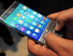 Samsung Galaxy S7 poderá ter capa com teclado físico